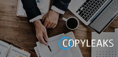 CopyLeaks: excelente opción para la autenticación y  detección de plagio