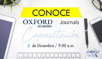 Conoce Oxford Journals Academic